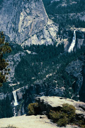 El Capitan Double Falls